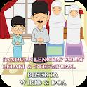 Panduan Solat,Wirid & Doa icon