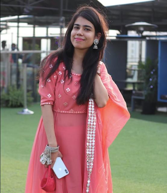 Divya Gandotra, the young entrepreneur