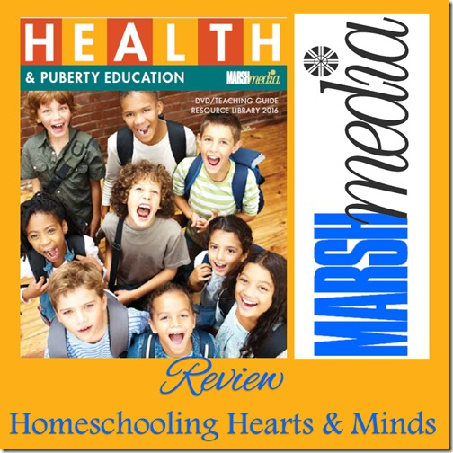 MarshMedia review at Homeschooling Hearts & Minds