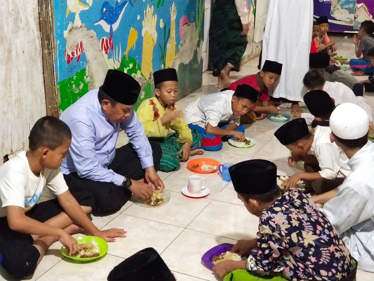 Dirbinmas Polda Banten Rayakan Maulid Nabi Muhammad SAW di Ponpes Baitul Qur'an