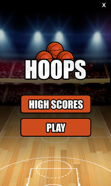 Hoops- screenshot