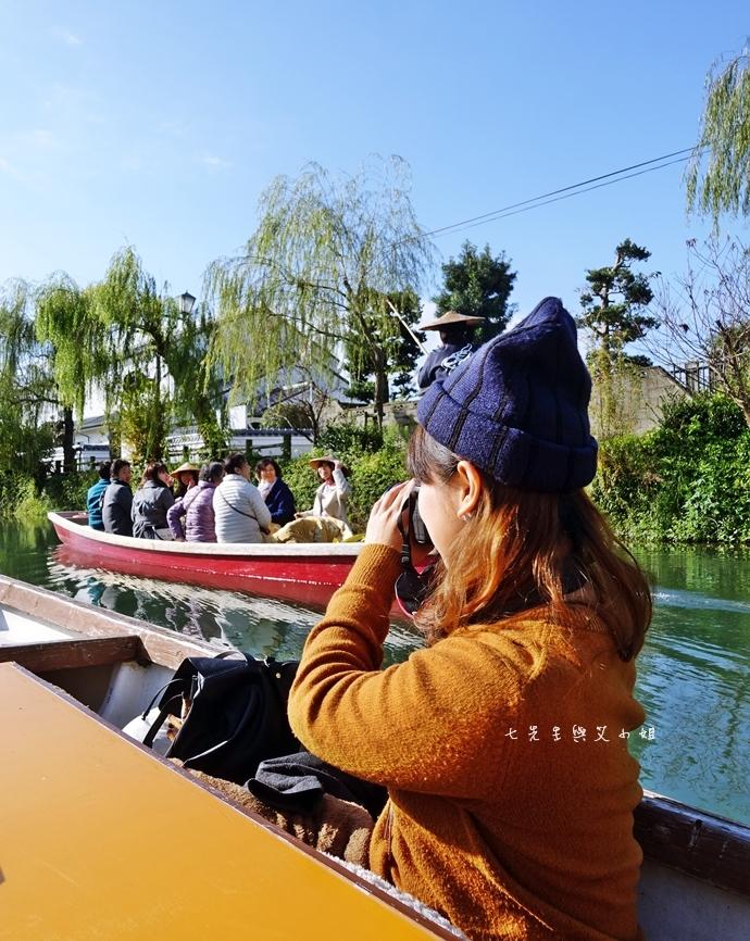21日本九州自由行 日本威尼斯 柳川遊船  蒸籠鰻魚飯  みのう山荘-若竹屋酒造場