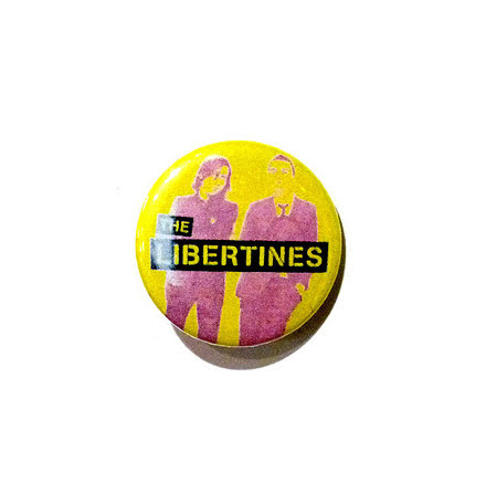Libertines - Badge