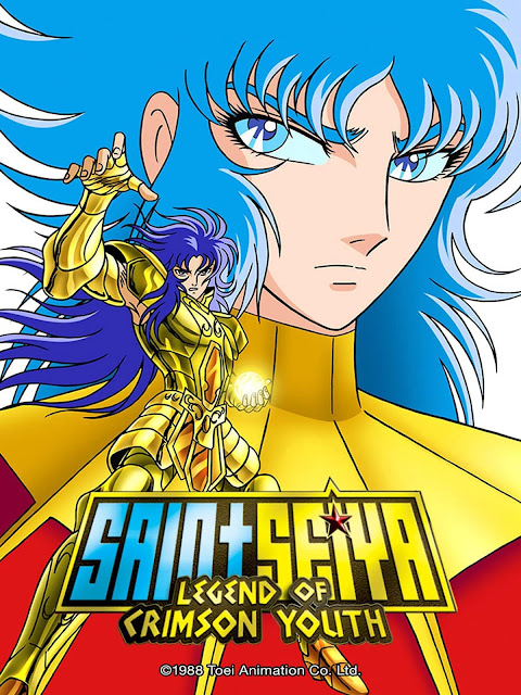 Saint Seiya: The Legend of Crimson Youth