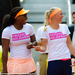 Serena Williams & Caroline Wozniacki - Mutua Madrid Open 2015 -DSC_1141.jpg