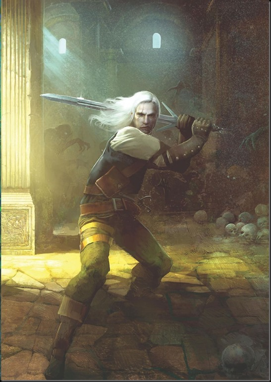 The Witcher (1) _ Artbook_816932-0188