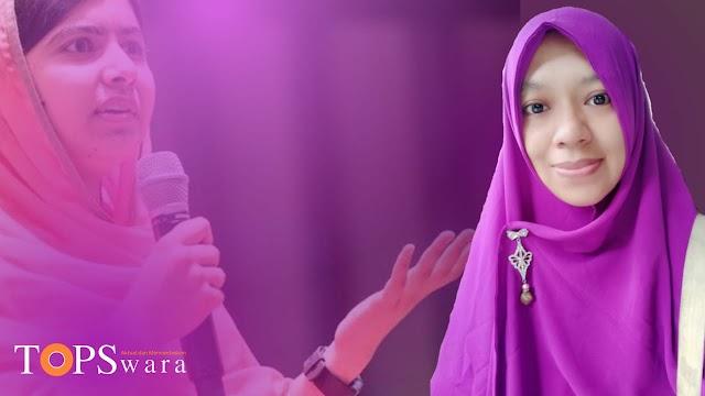 Tanggapi Malala Yousafzai, Analis: Harusnya Hati-Hati Berucap, Jangan Sampai Jadi Dosa Jariyah