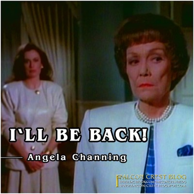 #183_Angela_I'll be back_Falcon Crest