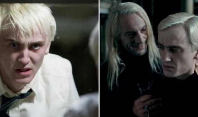 Harry Potter: 10 vezes que Draco Malfoy foi realmente tolerável