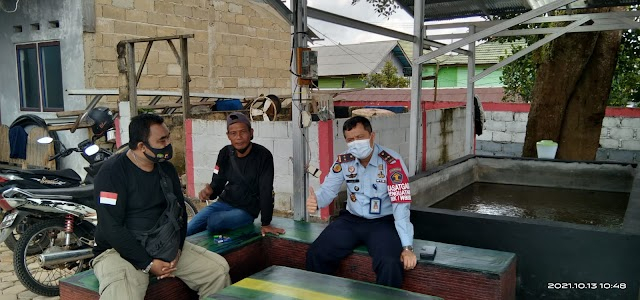 Bekali Keterampilan, Warga Binaan Lapas Kotabaru Budidayakan Ikan Lele