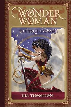 Wonder Woman True Amazon