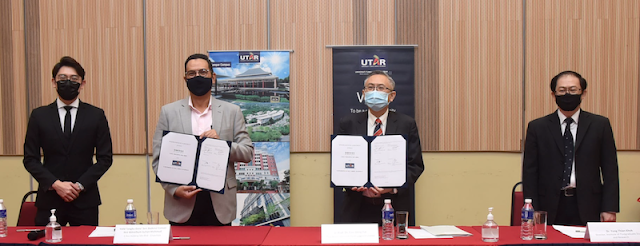 ONE DOC-UTAR SIGNED MoA COLLABORATING ON AESTHETIC TREATMENT RESEARCH