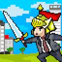 인생은 노가다 - 분노의 탭 - 아재개그 키우기 게임 icon