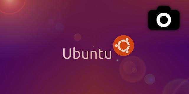Realizar una captura de pantalla en Ubuntu y derivados. Logo.