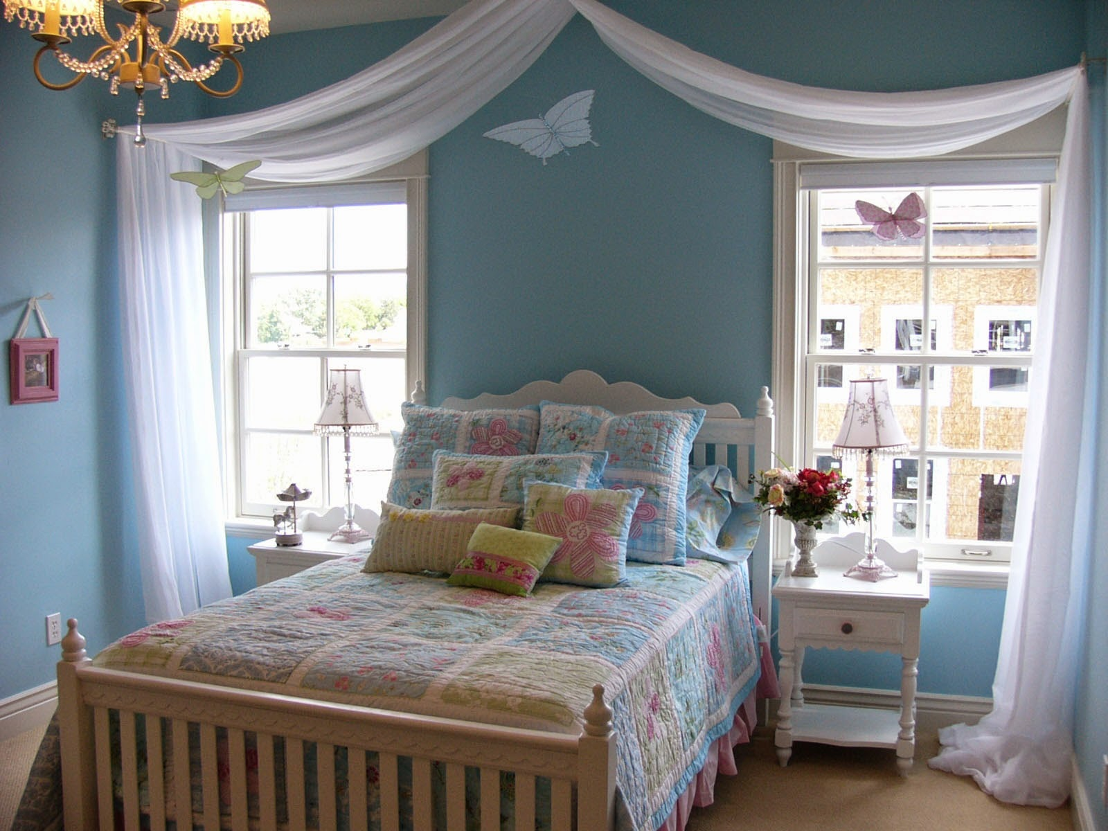 room decorating ideas paint