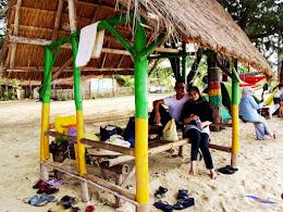 family trip pulau pari 090716 Fuji 151