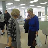 Spotkanie medyczne z Dr. Elizabeth Mikrut przy kawie i pączkach. Zdjęcia B. Kołodyński - SDC13675.JPG
