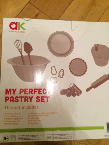 Annabel Karmel My Perfect Pastry Set