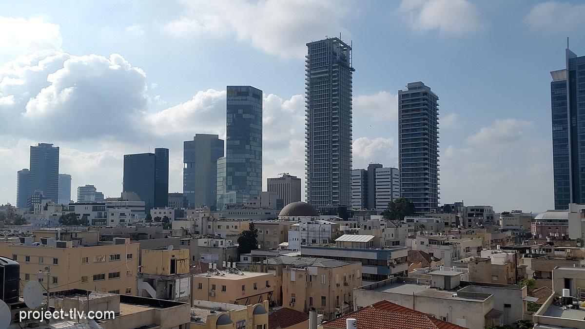 מעולה פרויקטים חדשים בתל אביב - פרויקט תל אביב WU-39