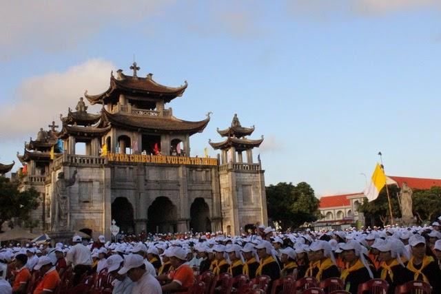 Diễn văn chào mừng Đại hội Giới trẻ giáo tỉnh Hà Nội năm 2014 - Gm Giuse Nguyễn Năng