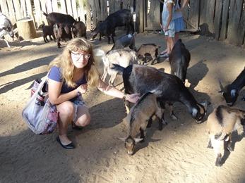 2017.06.17-065 Stéphanie et les chèvres