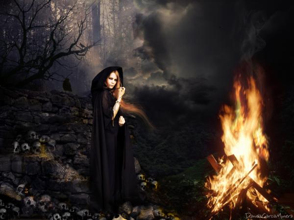 Lady Evil Black Magic, Black Magic