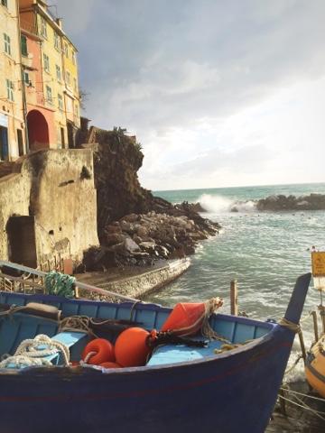 Cinq terres Italie
