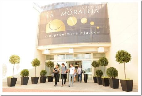 Club de Pádel la Moraleja en Madrid