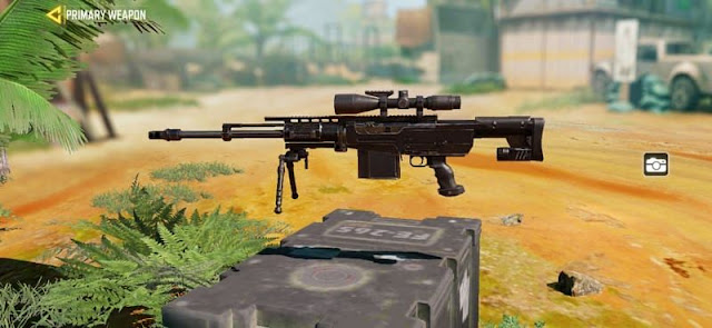 COD Mobile: Kasım 2020 itibarıyla oyundaki en iyi 3 Keskin Nişancı Tüfeği