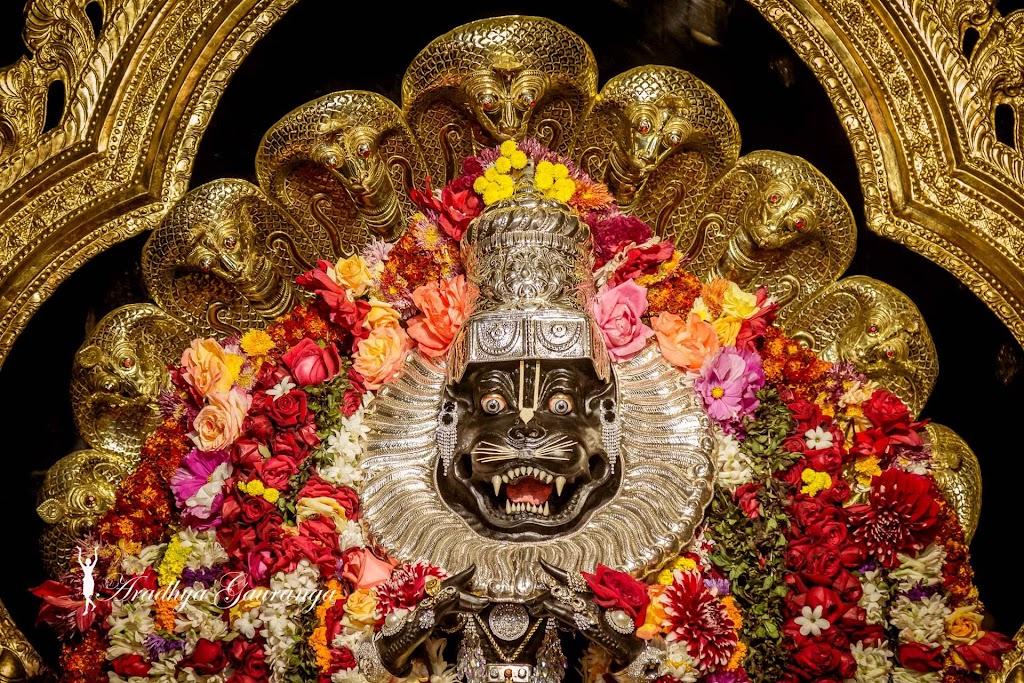 ISKCON Mayapur Deity Darshan 14 Jan 2017 (37)