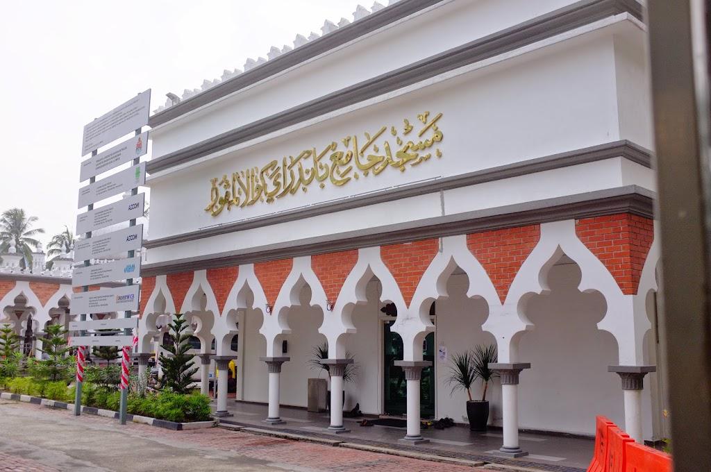 Kuala Lumpur, Merdeka square, Central Market