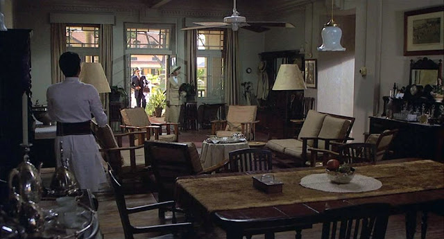 Inside Ronnys House On The Set Of A Passage To India Source