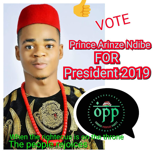 Nigerian Young Guy Requisites To Become Nigeria President In 2019