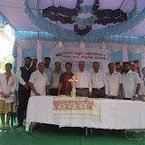Free Eye Camp @ Cholara Palya on 31-07-2013