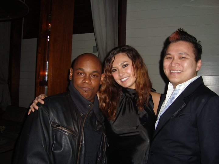 Asian Playboy And Actor Bokeem Woodbine, Asian Playboy