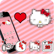 Hello Kitty Wallpaper Theme 1 1 2 Latest Apk Download For Android