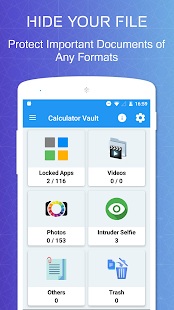 Calculator Vault and App Lock- screenshot thumbnail
