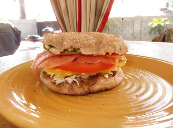 Rise N' Shine Sandwich Recipe