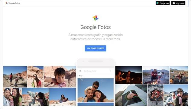 Abrir mi cuenta Google Fotos - 1