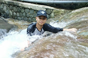 wisata alam green canyon karawang