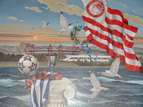 olympiakos background