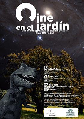 II edición de Cine en el Jardín
