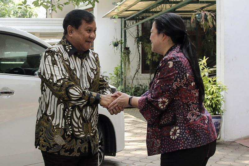 Prabowo-Puan vs Anies Diprediksi Bakal Maju di Pilpres 2024