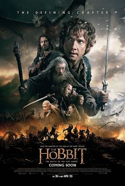 El Hobbit: La batalla de los cinco ejércitos - The Hobbit: The Battle of the Five Armies (2014)