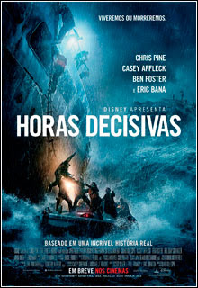 Horas Decisivas (2016) Torrent BRRip Blu-Ray 720p / 1080p 5.1 CH Dual Áudio