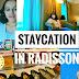 Staycation at Radisson, Hyderabad, India