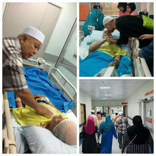 Tuan Guru Ustaz Ishak Din jalani pembedahan jantung hari ini