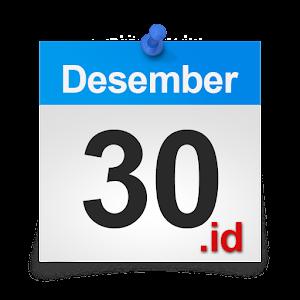 Indonesian Calendar