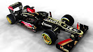 Lotus E21 launch right-front