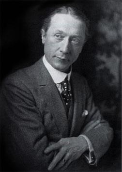 Frederick Alexander Portrait 1910, Frederick Matthias Alexander